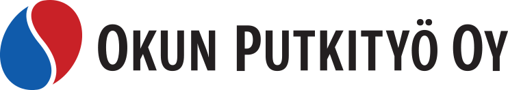 Okun Putkityö Oy logo